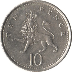 Ten pence for your thoughts? Let's be a little more lion and little less lamb, folks.