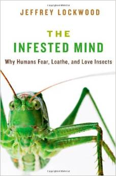 Great book! I intend to review it soon. Suffice it to say you'll never look at a lubber grasshopper the same way again. Or maybe a spider. This book is a great short introduction to insect- and spider-fear. Bonus: none of the photos will make you scream or even say ick.