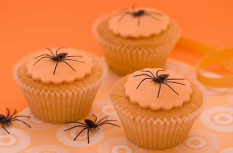 Tesco, which has this tasty recipe on its website, is obviously into spider cuisine. (Tesco Realfood photo)